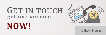 get in touch! get our service NOW!